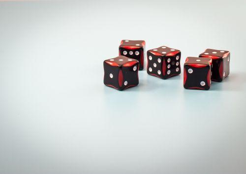 dice numbers winning