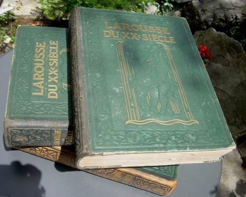 dictionaries 20th century larousse
