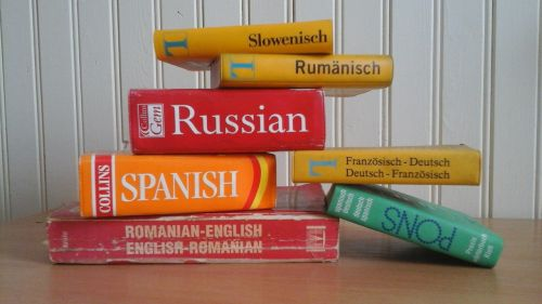 dictionary languages learning