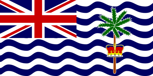 diego garcia flag british indian ocean territory