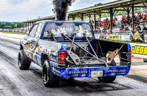 diesel drag racing