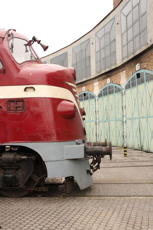 diesel locomotive m61 budapest