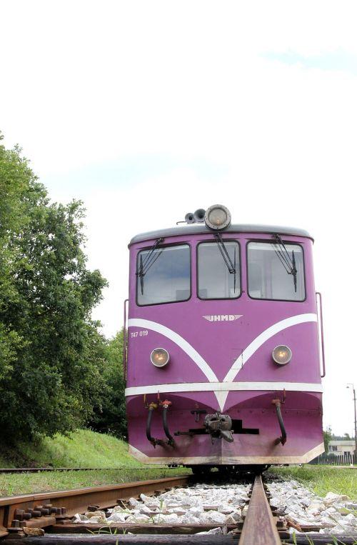 diesel locomotive t47 series nova bystrice