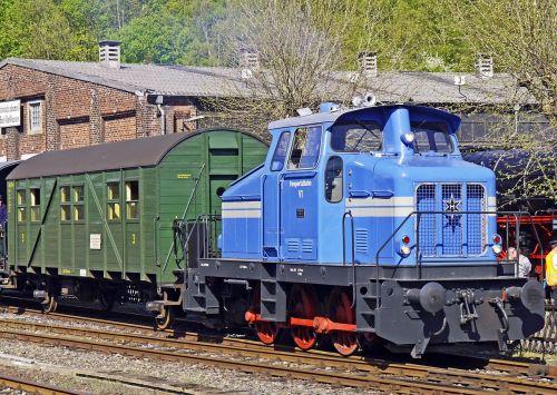 diesel locomotive werkslok henschel