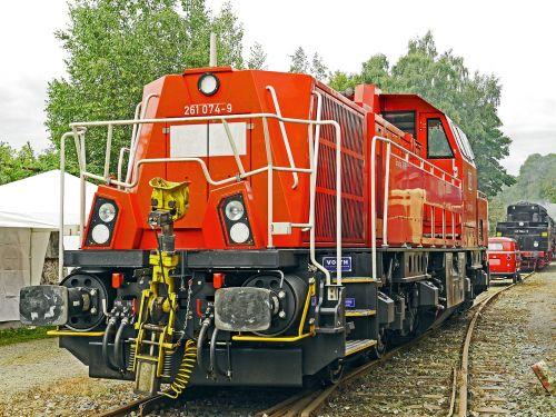 diesel locomotive switcher modern