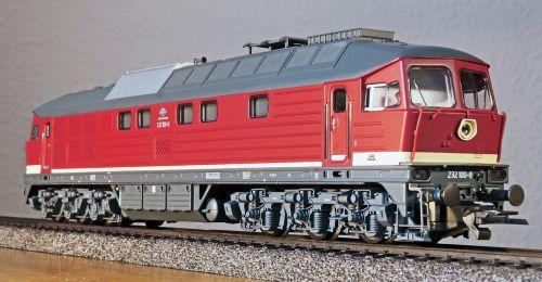 diesel locomotive model scale h0
