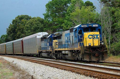 diesel train tracks train
