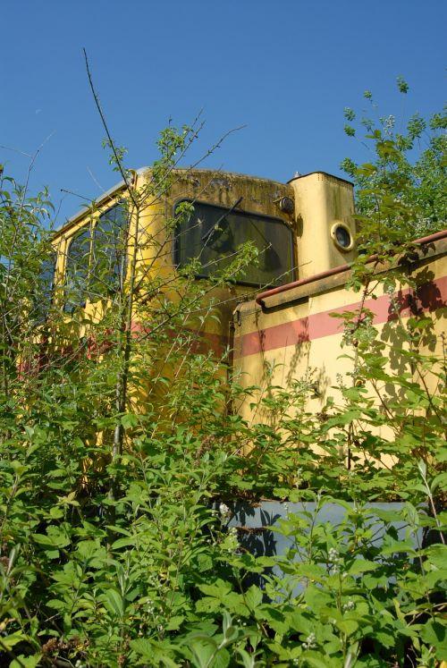 diesellock lock train