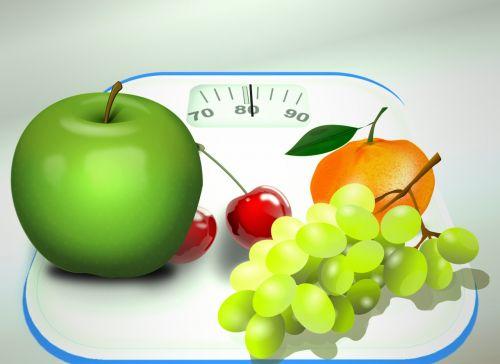 diet nutrition horizontal