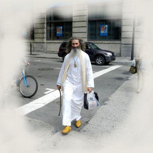 """""""God"""" Visit Montreal"""