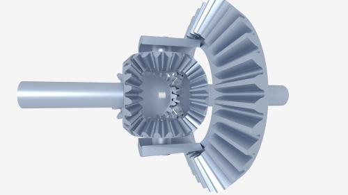 diferential transmission drive