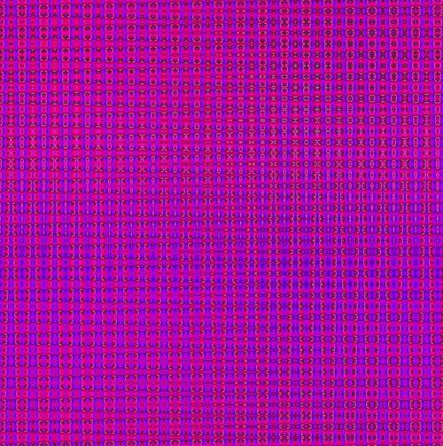 Diffuse Purple-pink Pattern