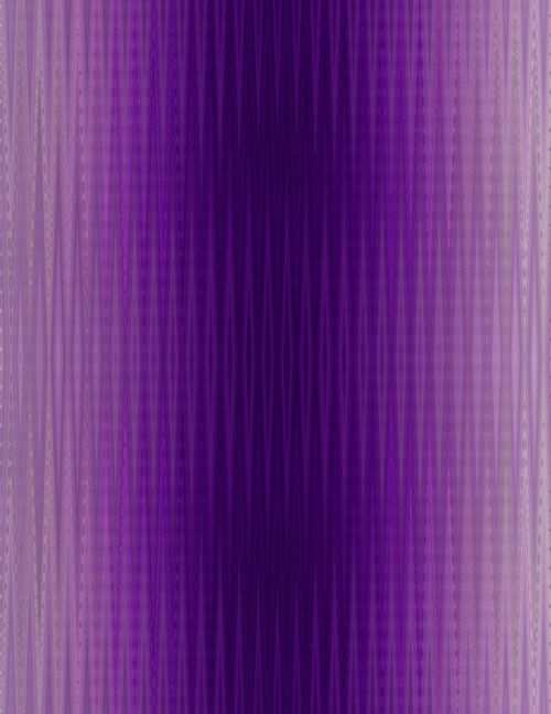 Diffused Violet  Wave Pattern