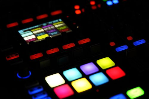 digital music dj