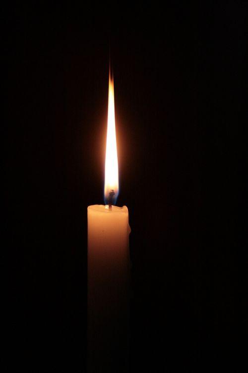 digital graphics candle