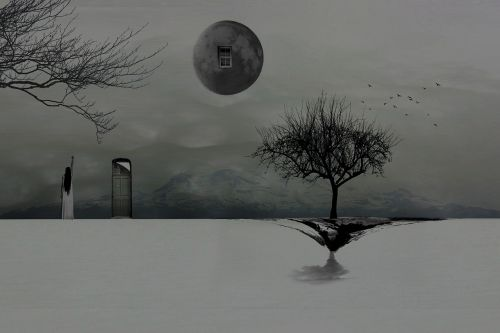 digital art surreal