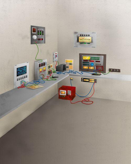 digital painting lab