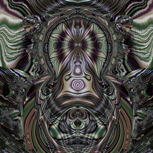 digital art fractal artwork