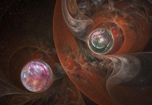 digital art fractal computer graphics