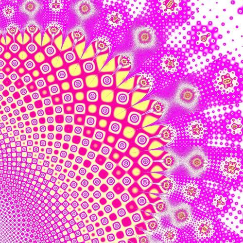 digital arts fractals futuristic