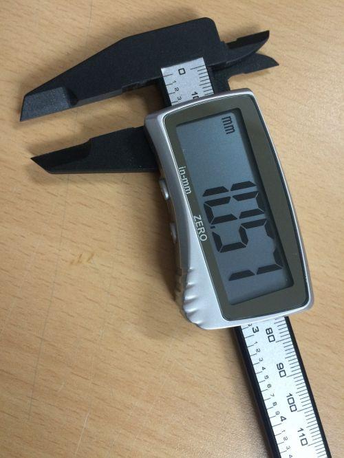 digital caliper meter vernier caliper