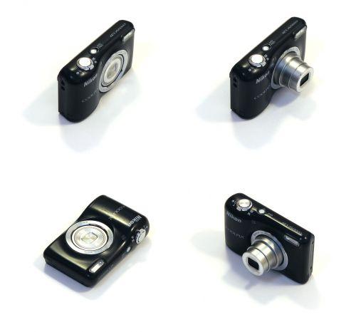 nikon l29 digital camera