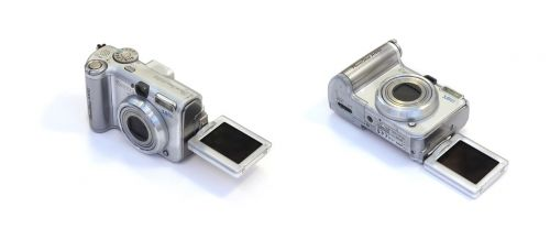 canon a610 digital camera