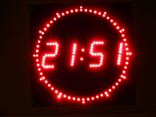 digital clock clock digital