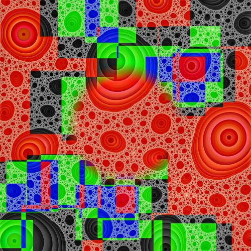 Digital Cubist