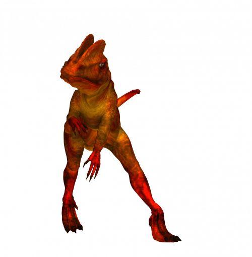 Dilophosaurus Dinosaur
