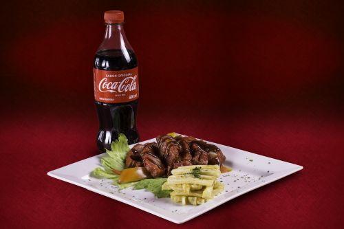 dinner soda restaurant