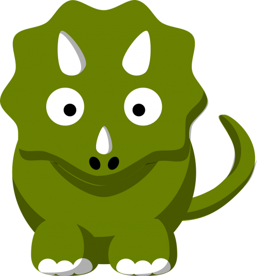 dino dinosaur triceratops