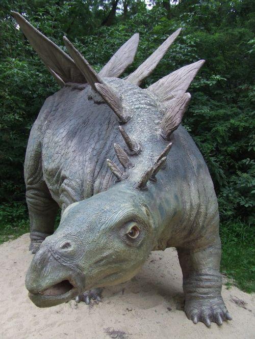 dinosaur park prehistoric times