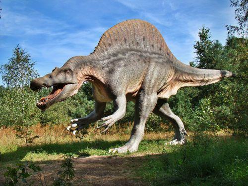 dinosaur dinosaur park model