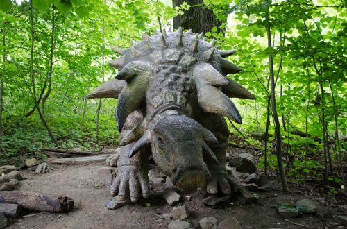 dinozauras, išnykęs, monstras, iškastinis, scena, dantis, padengti, skaitmeninis, nerimas, mažas, daugiau, milžiniškas, baimė, pavojingas, Uždaryti, plėšrūnas, fonas, paleontologija, gamta, didelis, ropliai, muziejus, gyvūnas, kraštovaizdis, milžiniškas, miškas, dinozauras