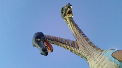 dinosaur prehistoric times monster