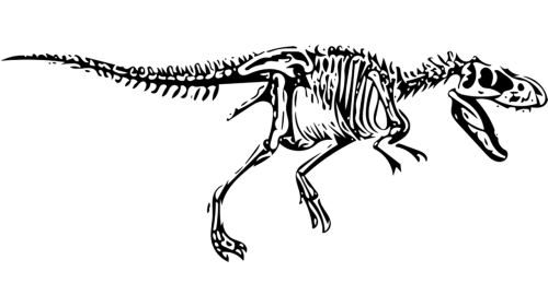 dinosaur t-rex tyrannosaurus