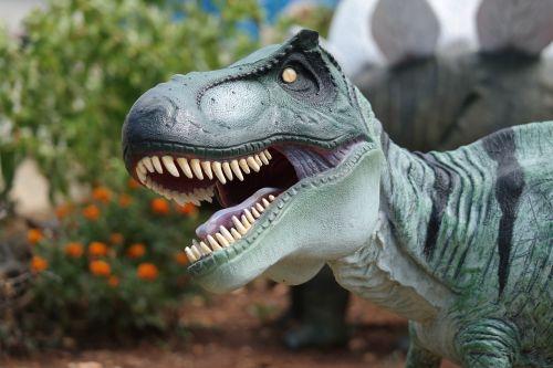 dinosaur amusement park prehistoric times