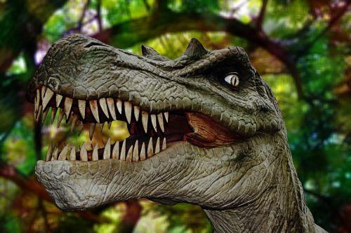 dinosaur forest jungle