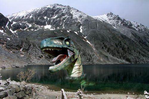 dinosaur lake prehistory