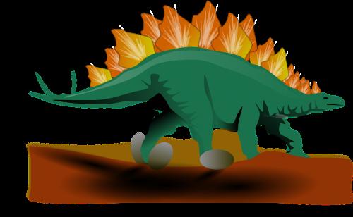 dinosaur stegosaurus dino