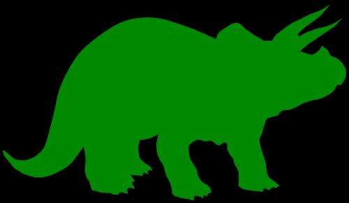 dinosaur triceratops dino