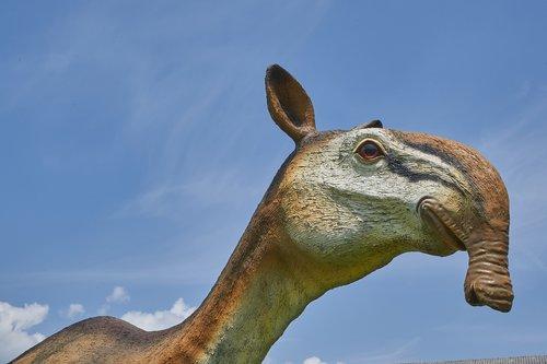 dinosaur  extinct  prehistoric times