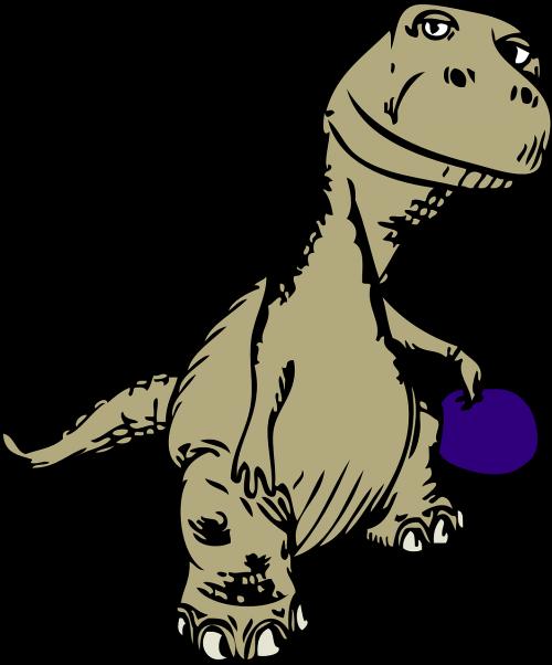 dinosaur animal reptile
