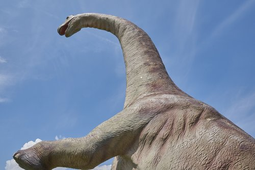 dinosaur  extinct  prehistoric times