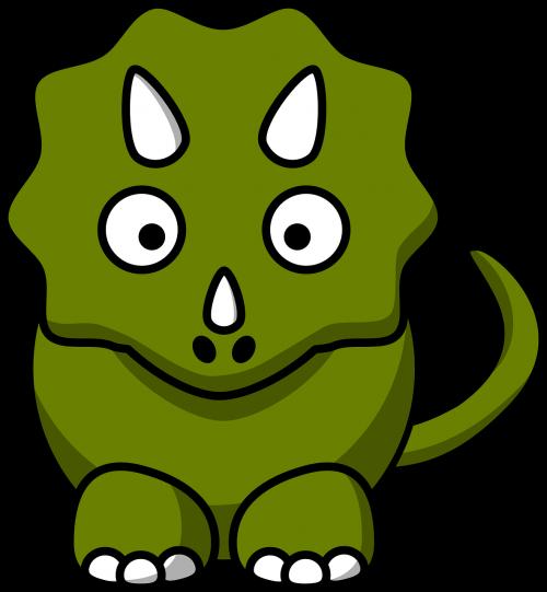 dinosaur triceratops brontosaurus