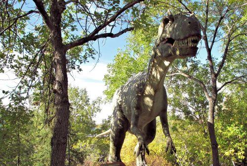 dinosaur dinosaur park calgary zoo