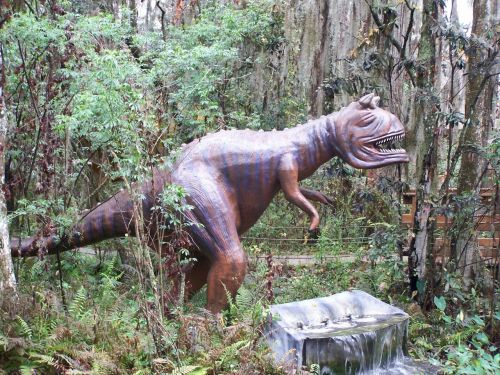 dinosaur dinosaur world theme park