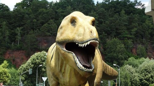dinosaur dino t rex