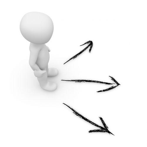 direction decision decisions